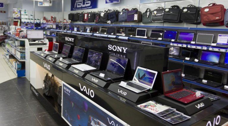 Ноутбуки в Люблино на рынке ТЯК Москва купить оптом и в розницу